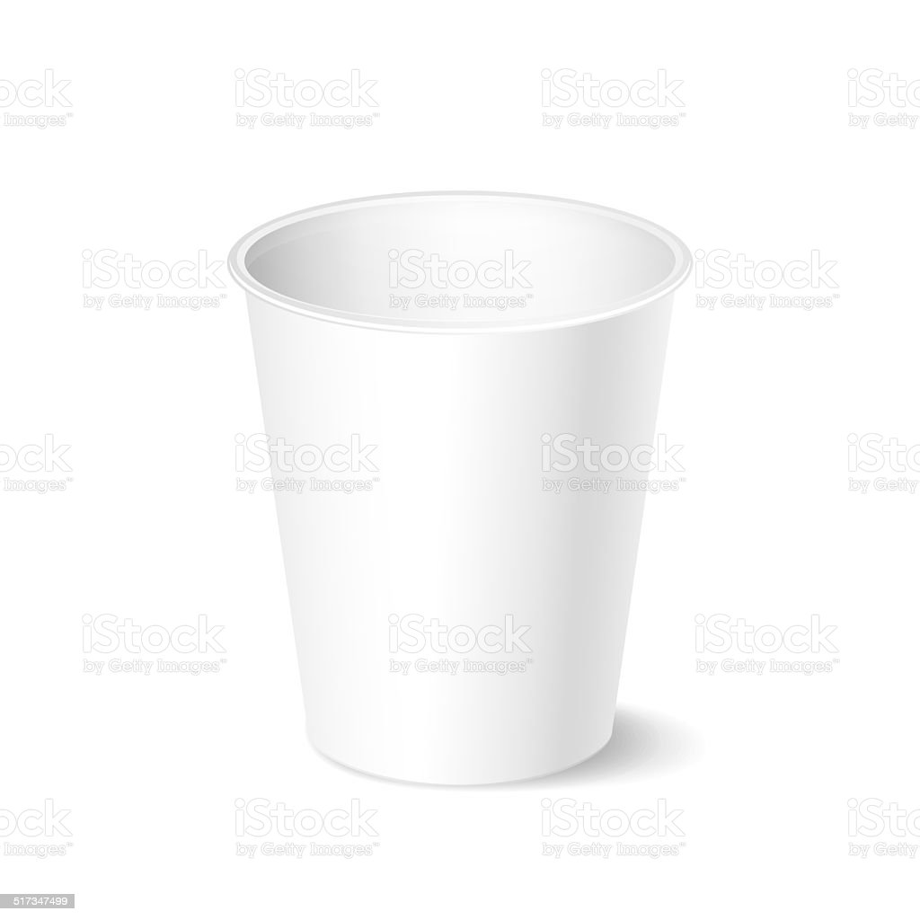 Coffee Cup Isolated vector art illustration