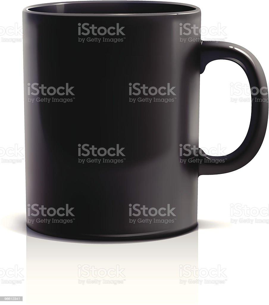 Coffee mug royalty-free stock vector art