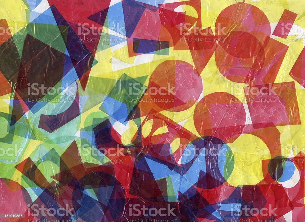 Collage royalty-free stock vector art