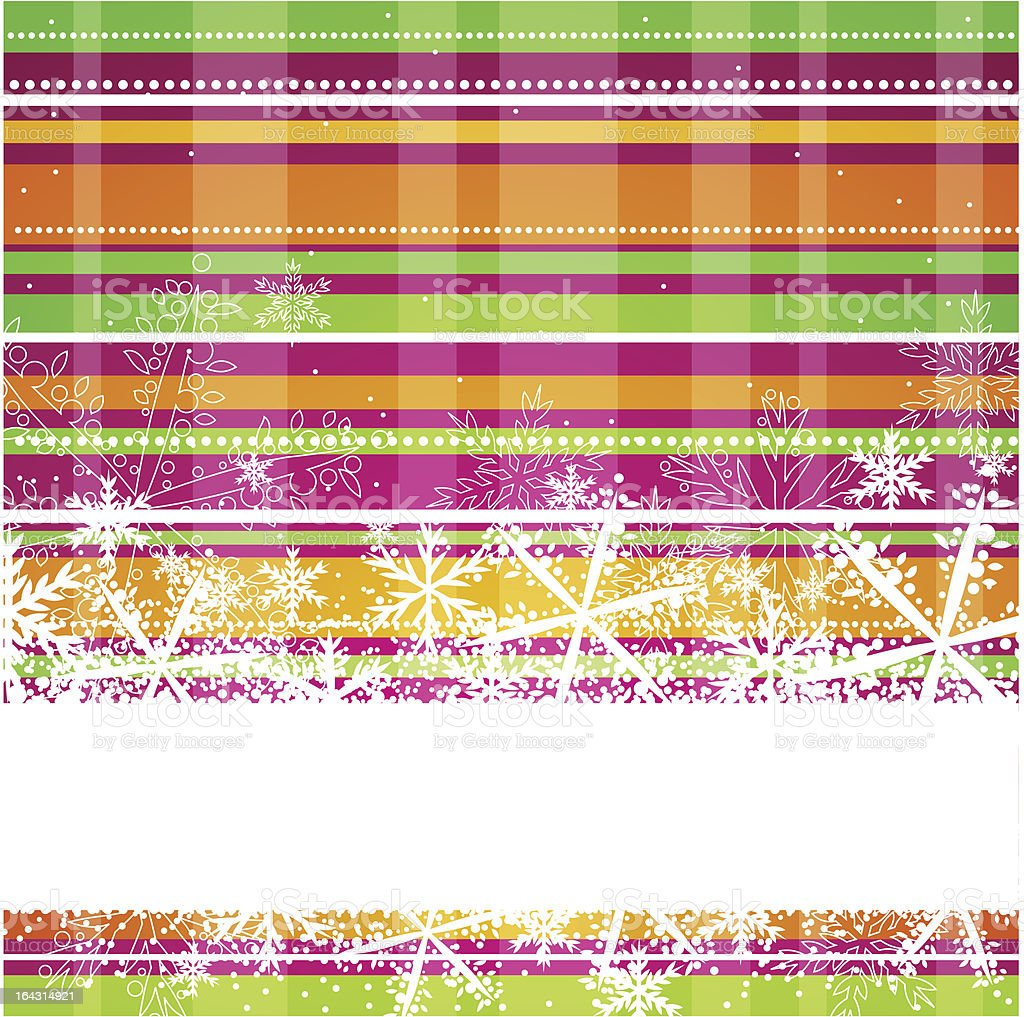 color christmas background royalty-free stock vector art