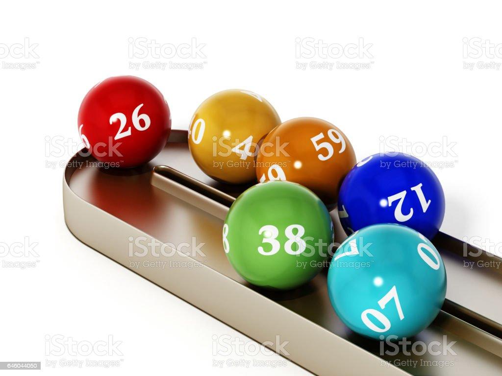 Hasil gambar untuk lottery ball