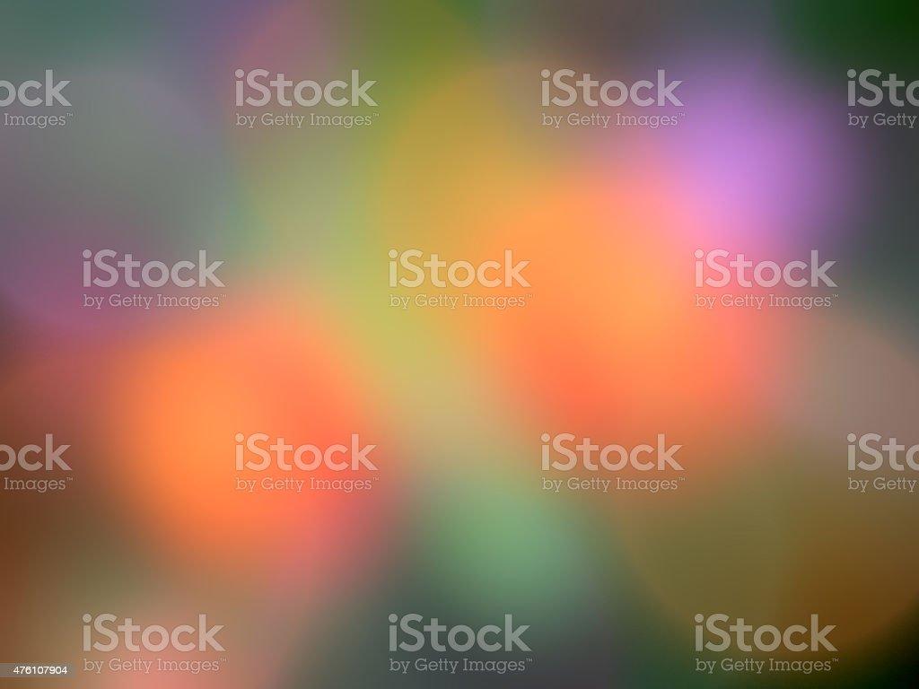 Abstrato colorido fundo desfocado luzes com vetor e ilustração royalty-free royalty-free