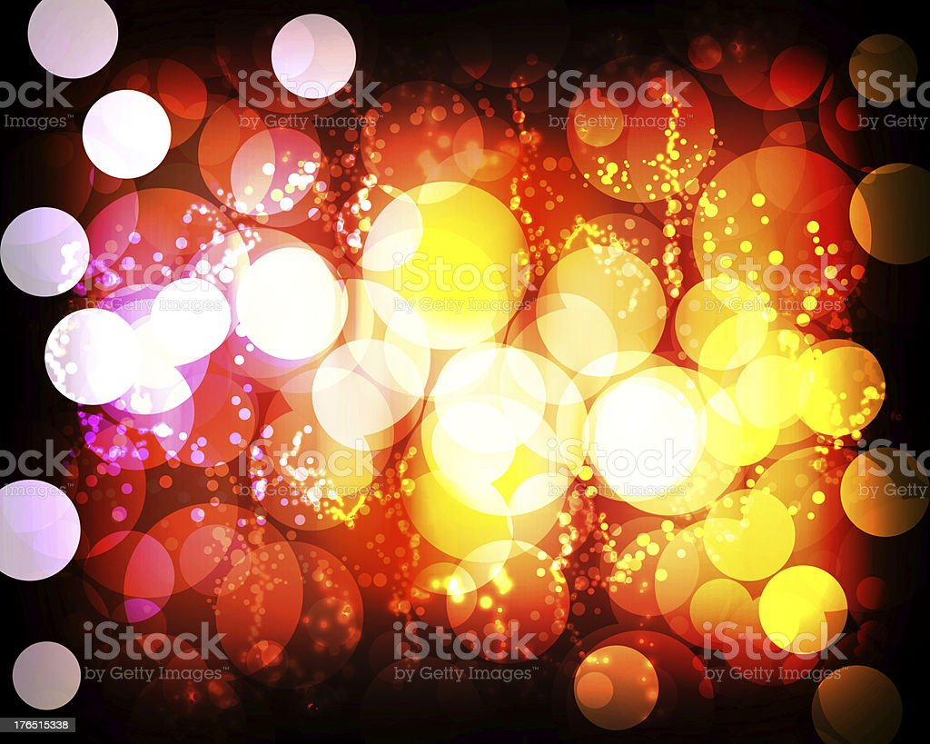 colorful christmas background royalty-free stock vector art