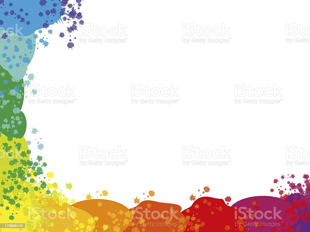 colors royalty-free stock vector art