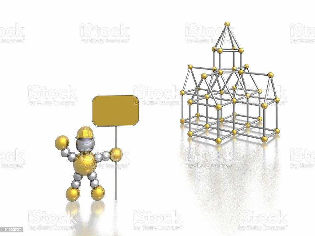 constructor royalty-free stock vector art