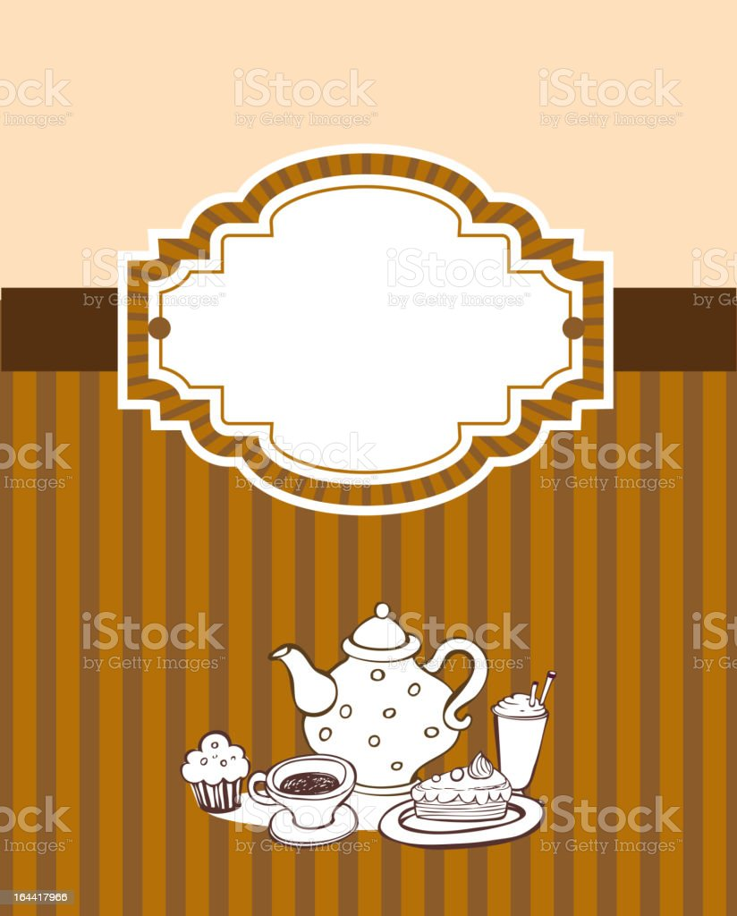 Cooking royalty-free stock vector art