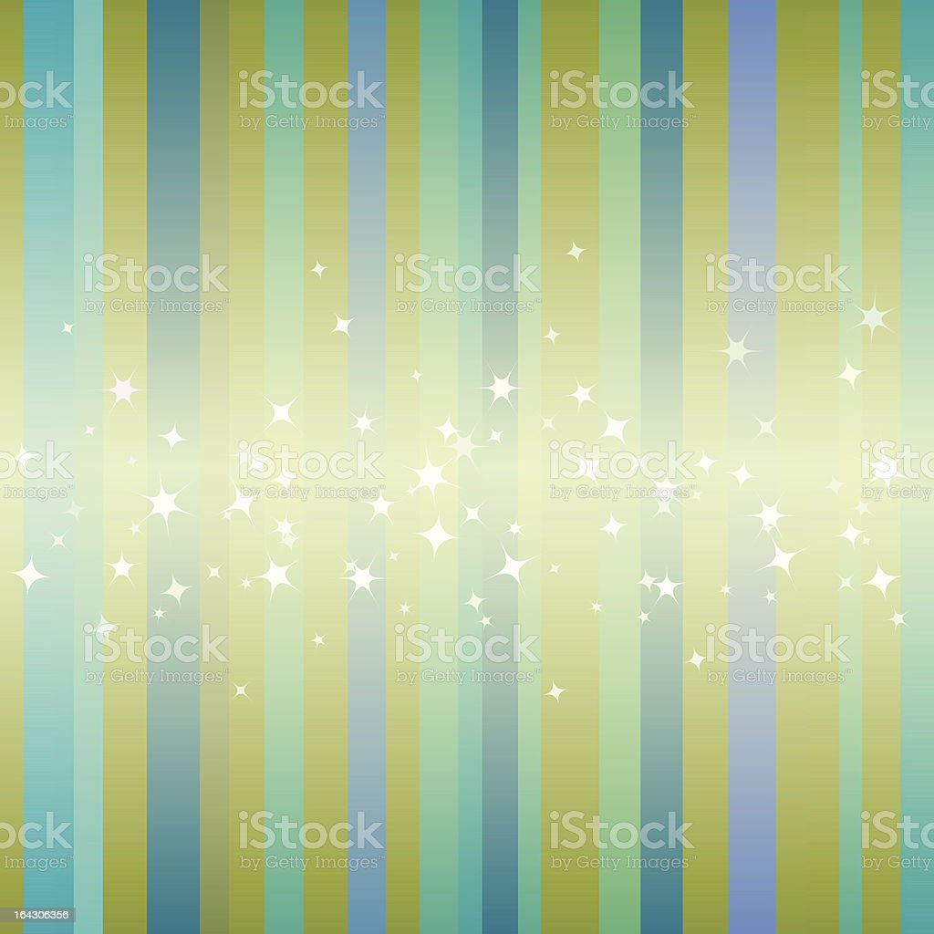 Cool Ribbon Background (Seamless) royalty-free stock vector art