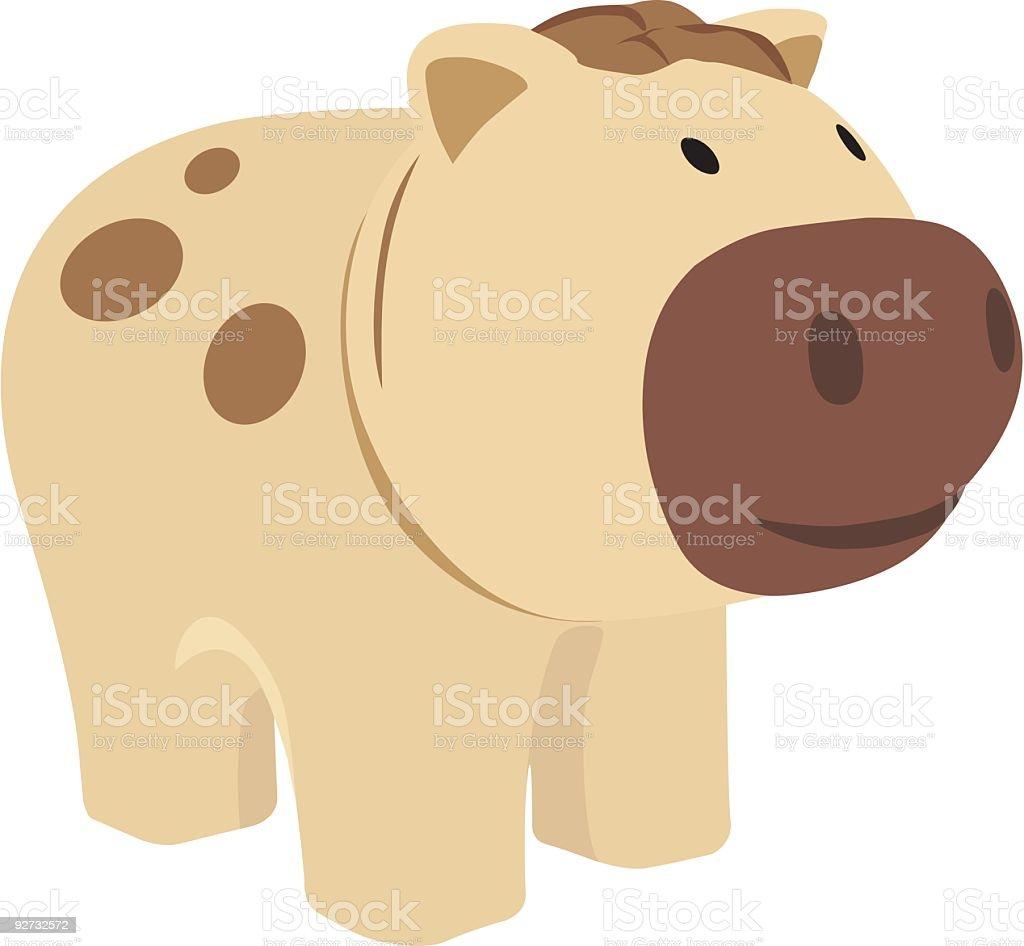 cow Lizenzfreies vektor illustration