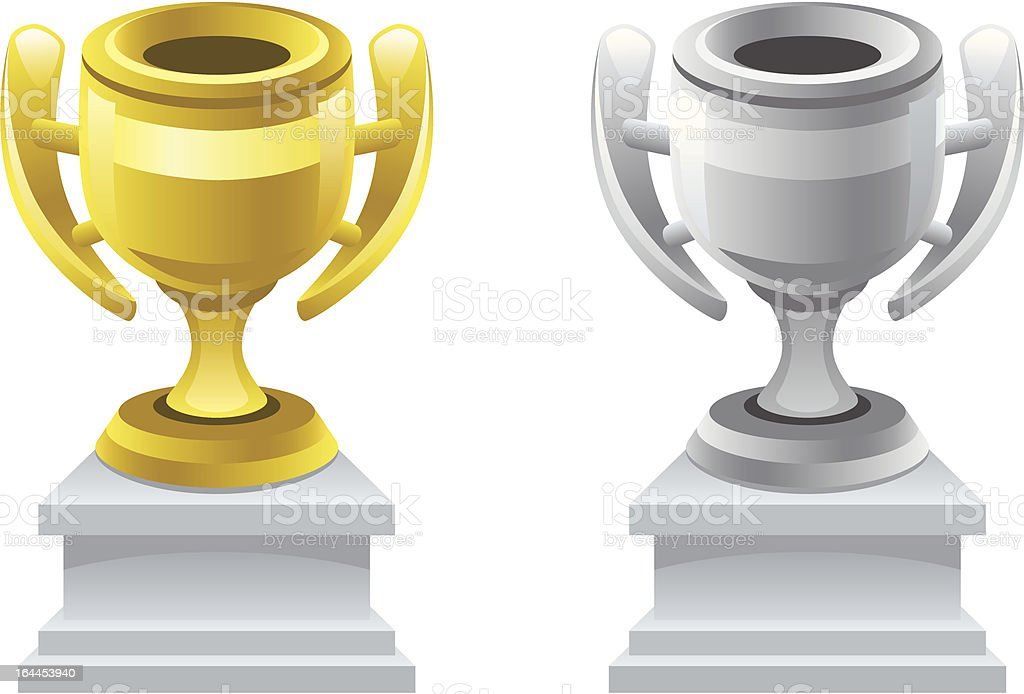 Cup royalty-free stock vector art