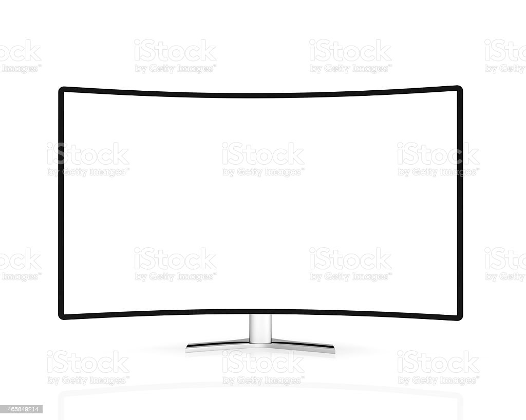 телевизор бланк