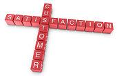 Customer satisfaction crossword