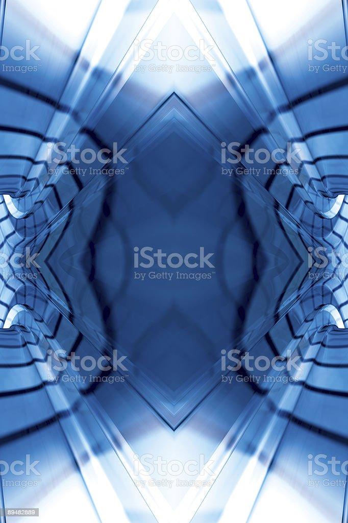 CyberFractalThree royalty-free stock vector art