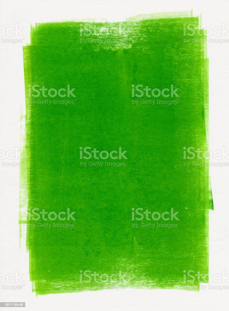 Dark green paint royalty-free stock vector art