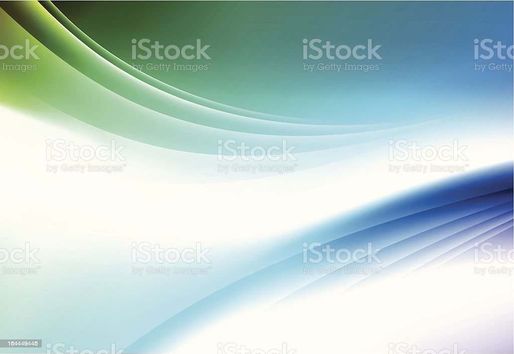 Dark wave background royalty-free stock vector art