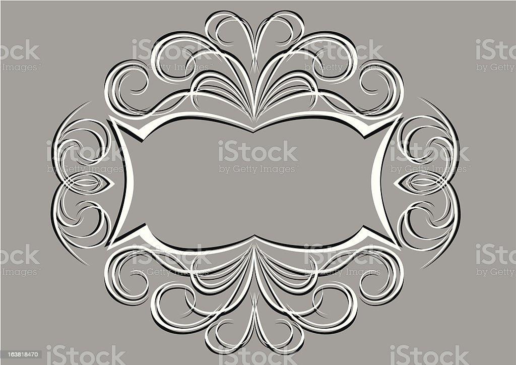 Decor royalty-free stock vector art