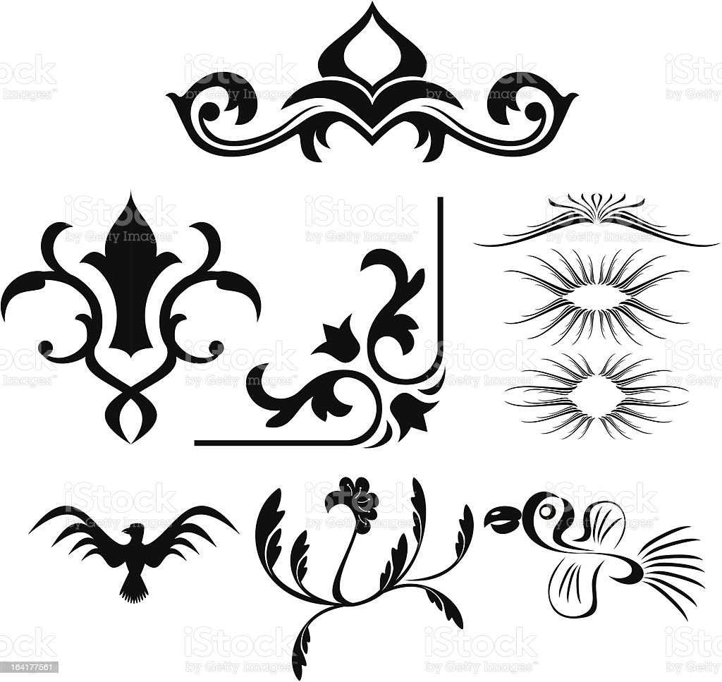 decoration illustration vector royalty-free stock vector art