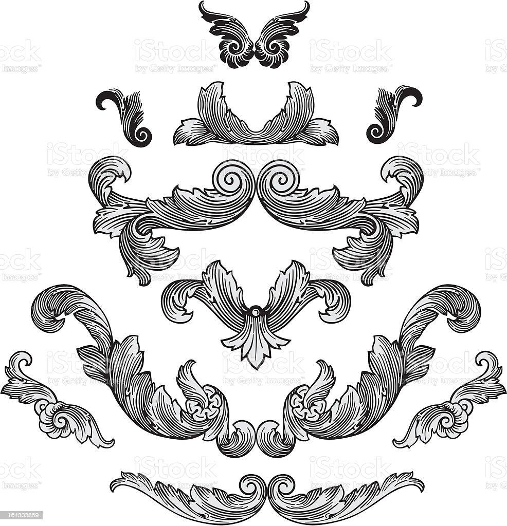decoration vector royalty-free stock vector art