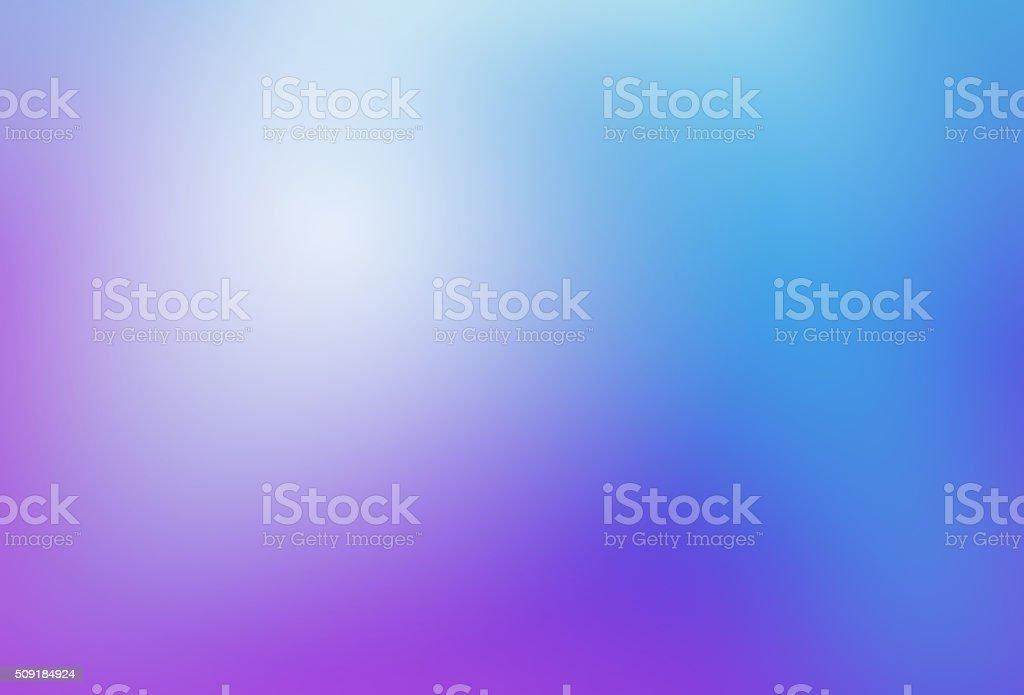 Defocused Blurred Blue Purple Abstract Background vector art illustration