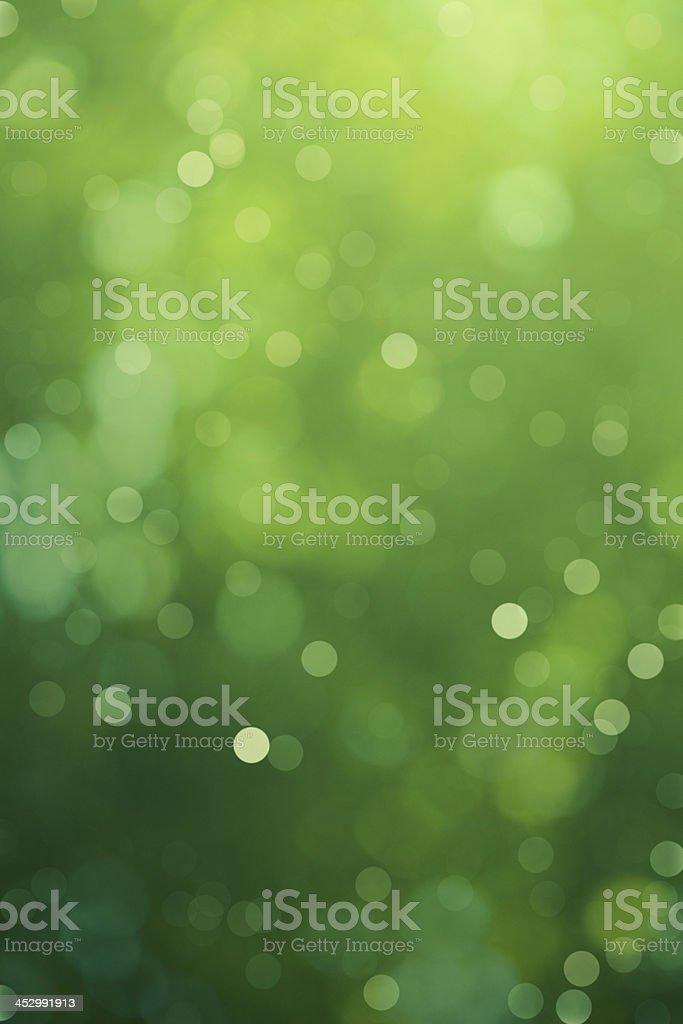 defocused green background vector art illustration