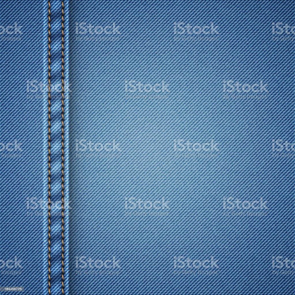 denim background, vector eps 10 royalty-free stock vector art