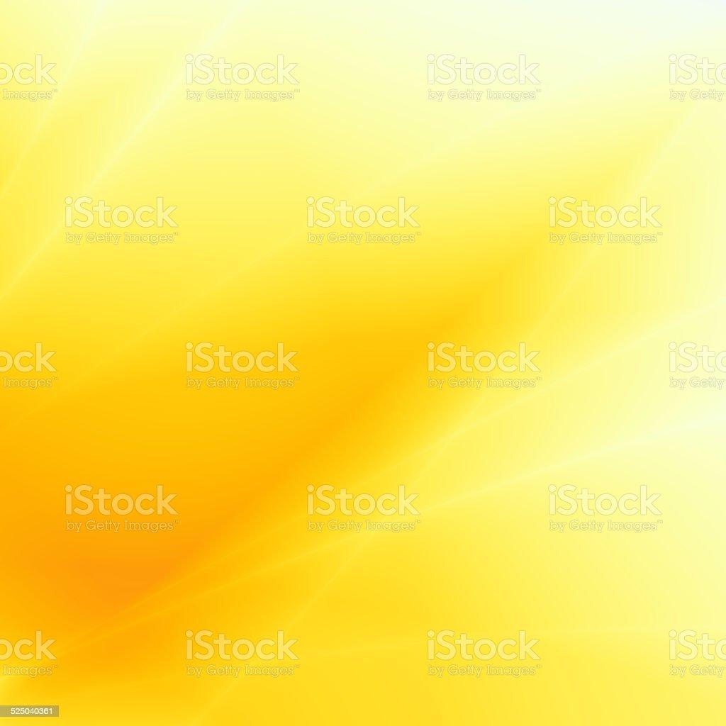 Design abstract yellow sunny fun background vector art illustration
