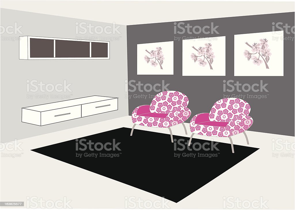 desing and decoration royalty-free stock vector art