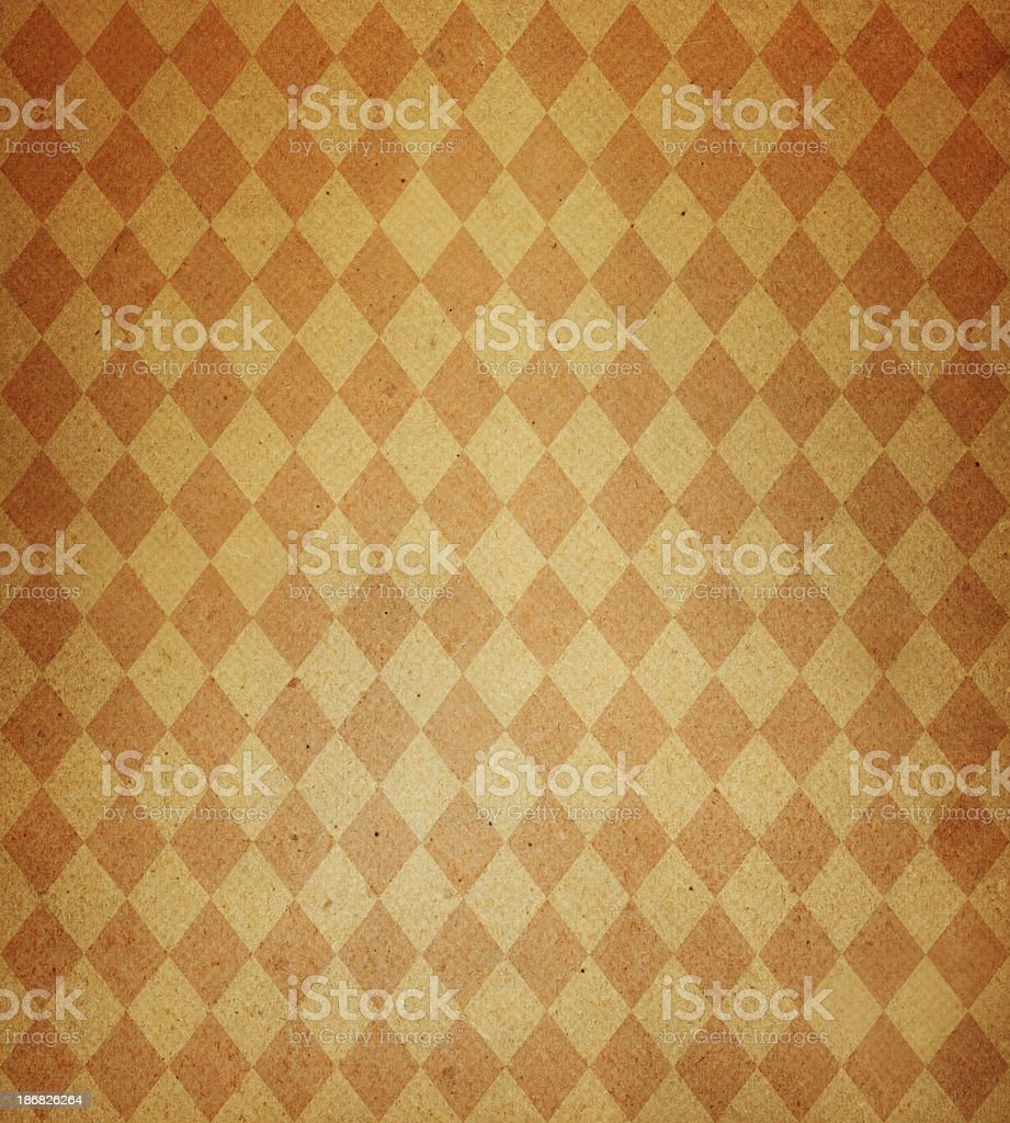 diamond pattern paper royalty-free stock vector art