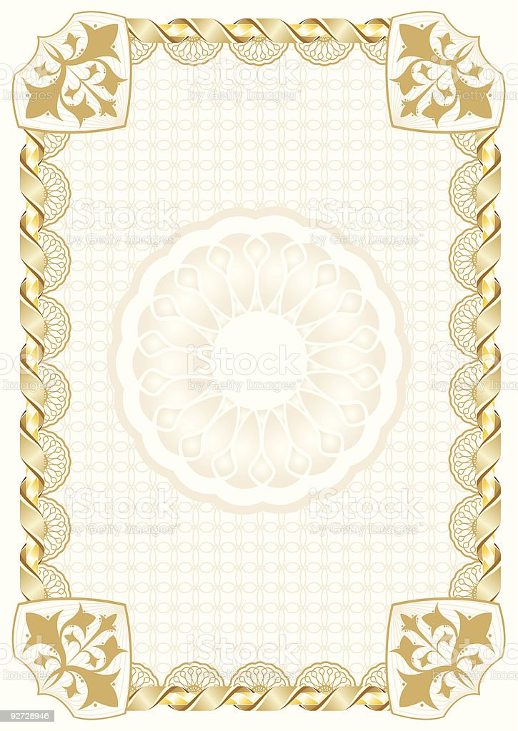 diploma royalty-free stock vector art