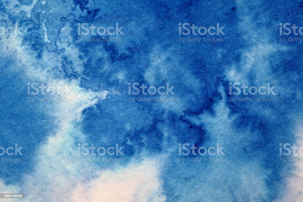 Dirty blue texture stock photo