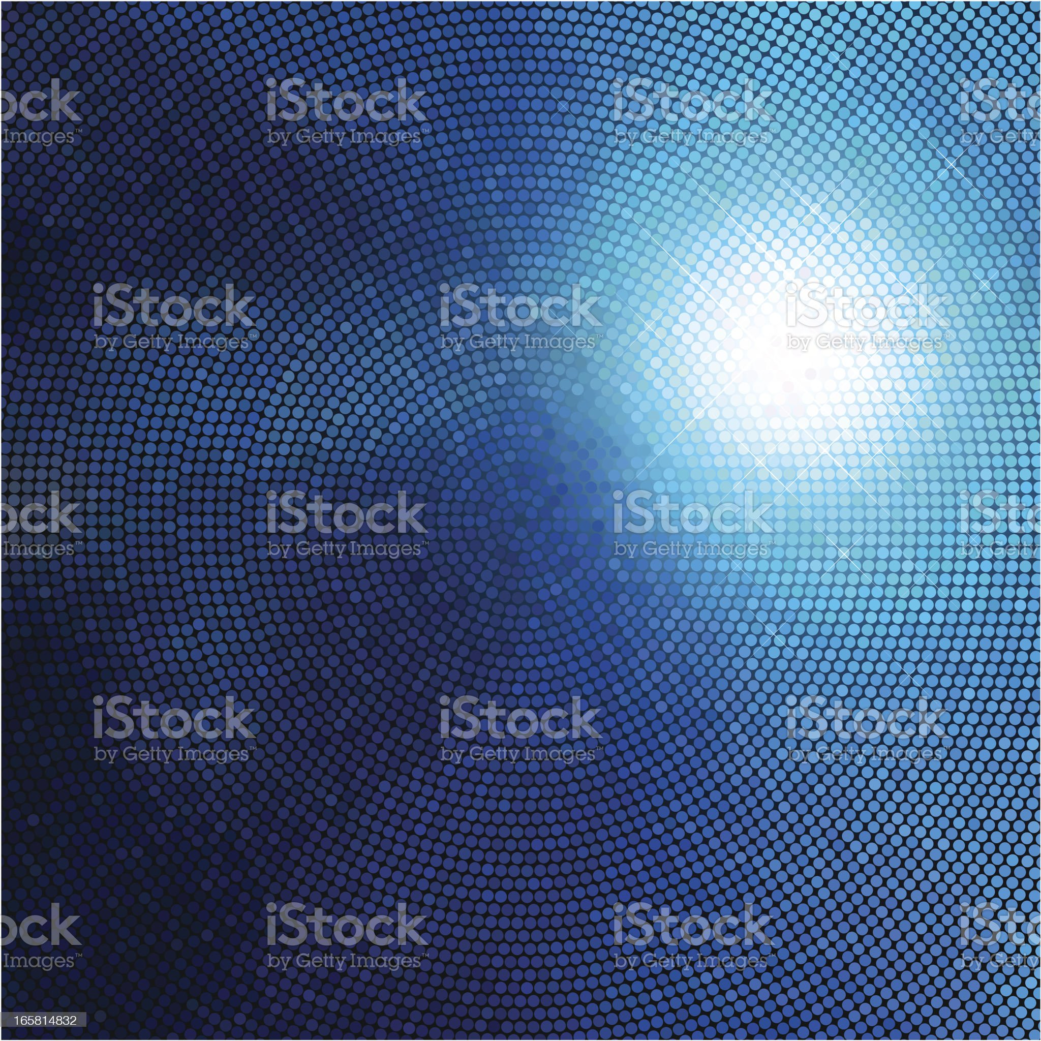 Disco Ball - abstract background royalty-free stock vector art