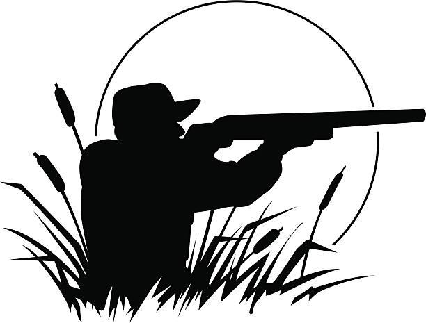 Animals Hunting Clip Art, Vector Images & Illustrations ...  Animals Hunting...