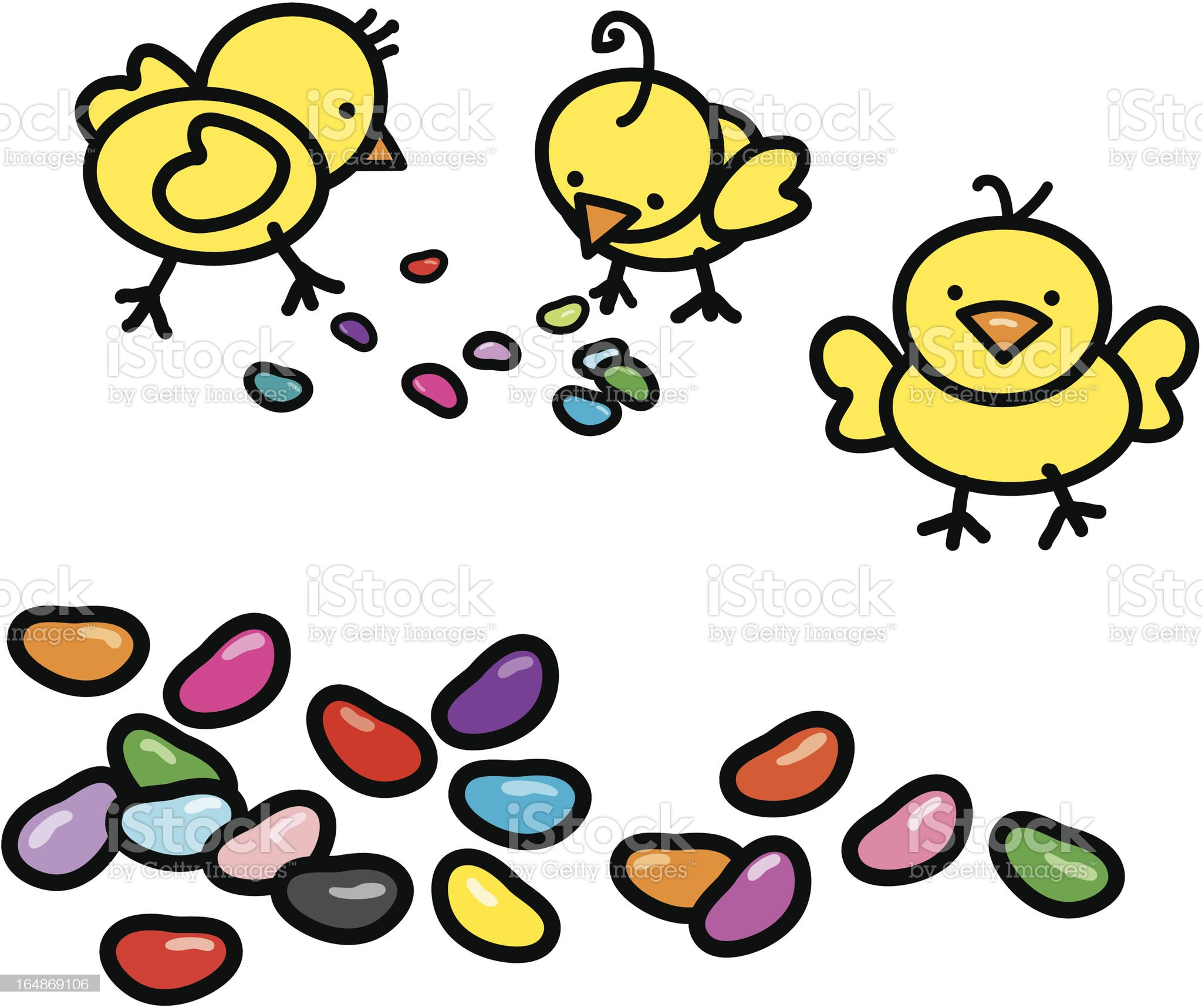 Easter Holiday Images royalty-free stock vector art