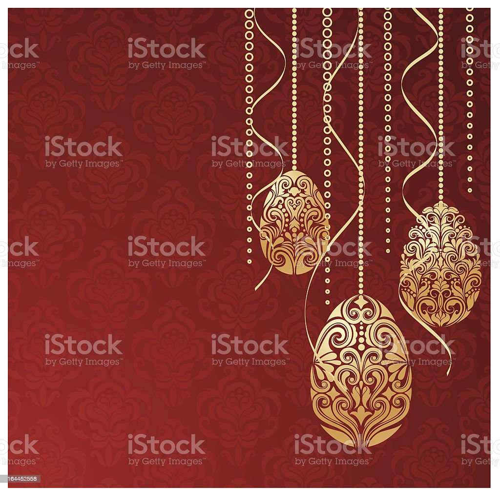 Easter. royalty-free stock vector art