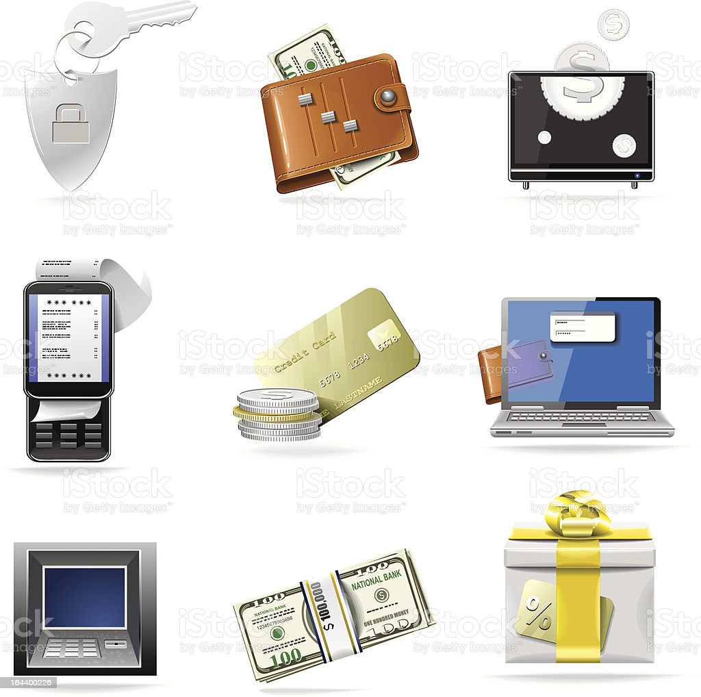 e-commerce royalty-free stock vector art