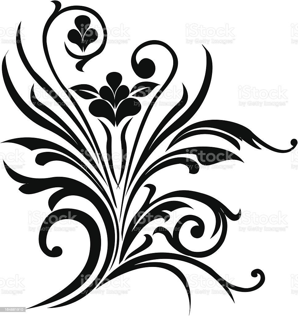 Element of design, vector vector art illustration