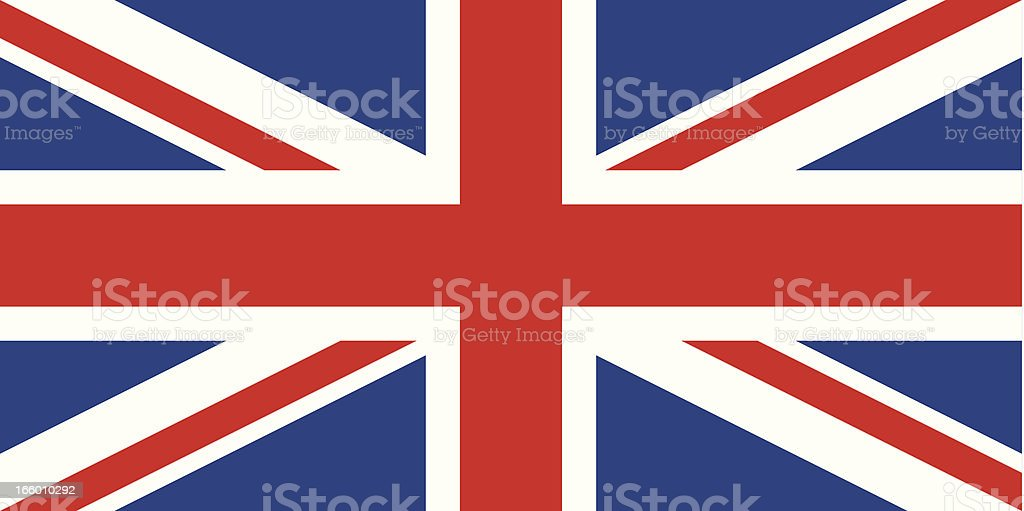 england or british flag royalty-free stock vector art