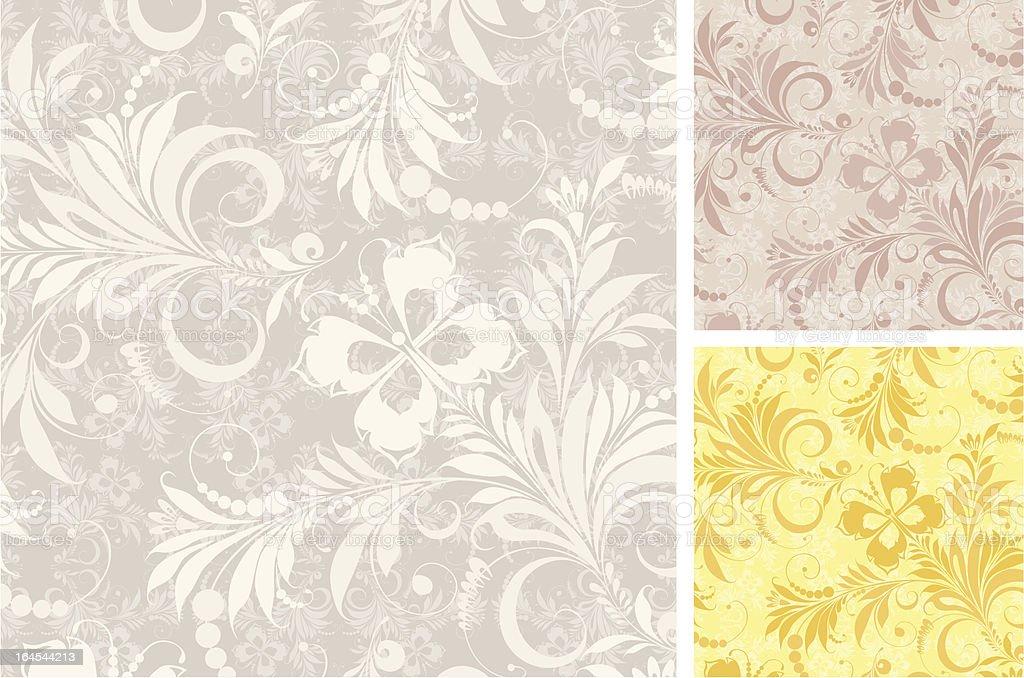fabulous  flower royalty-free stock vector art
