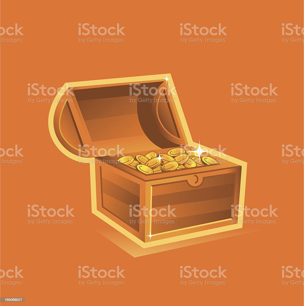 Fabulous Funds royalty-free stock vector art