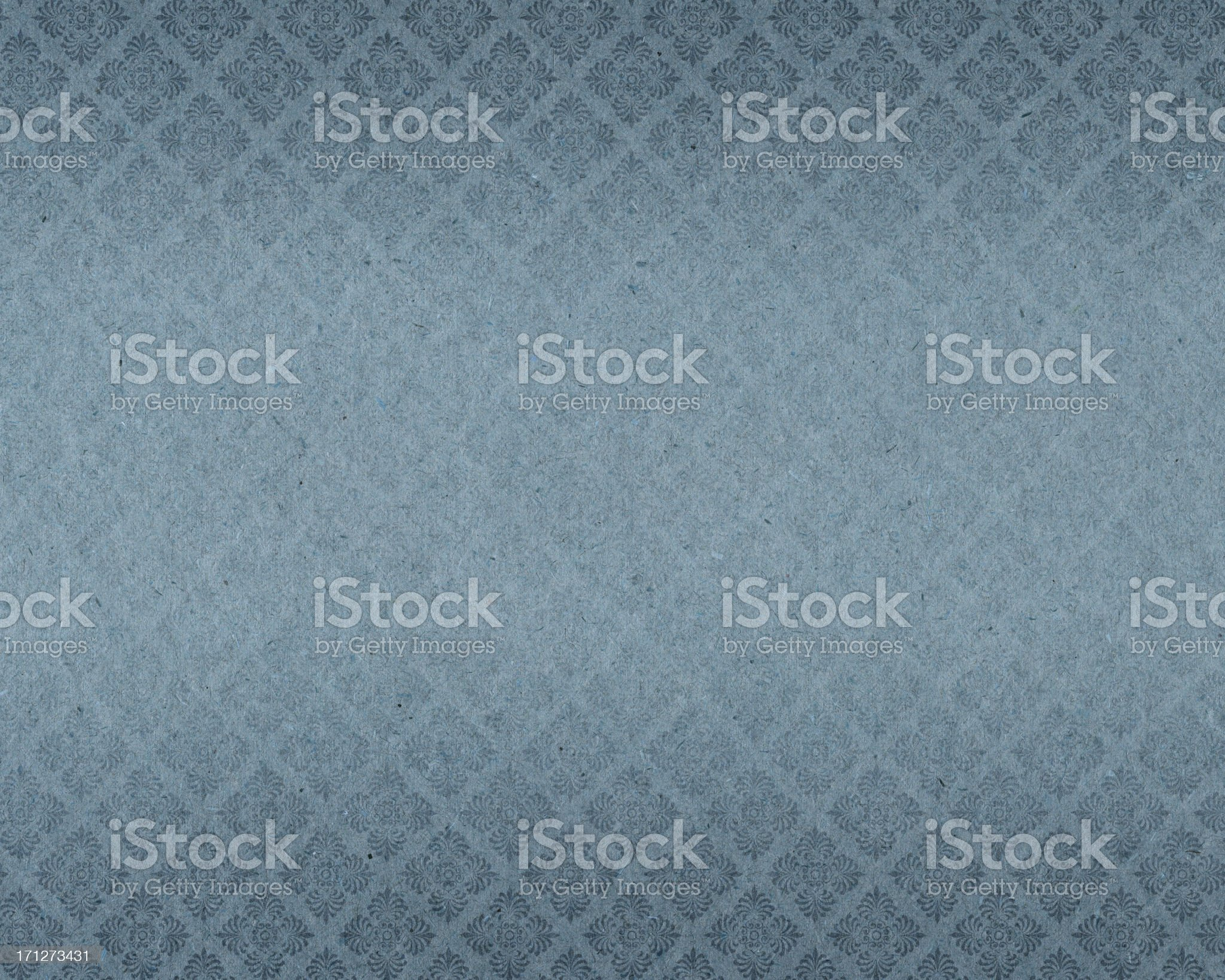 faded wallpaper with floral pattern royalty-free stock vector art