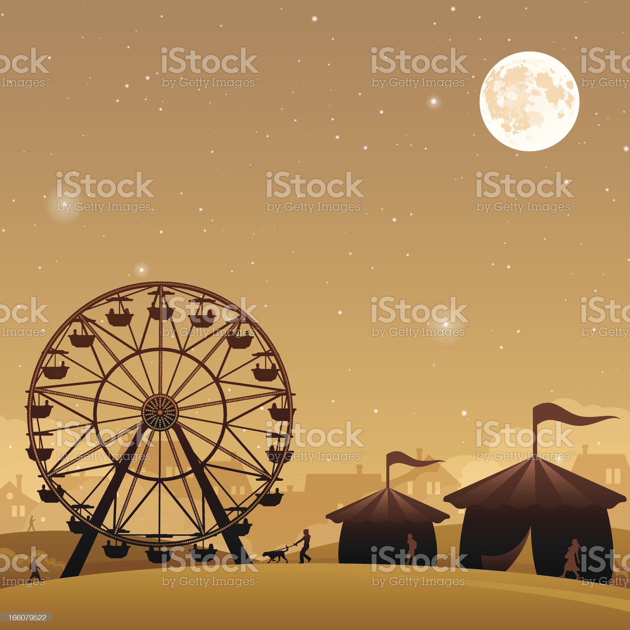 Festival royalty-free stock vector art