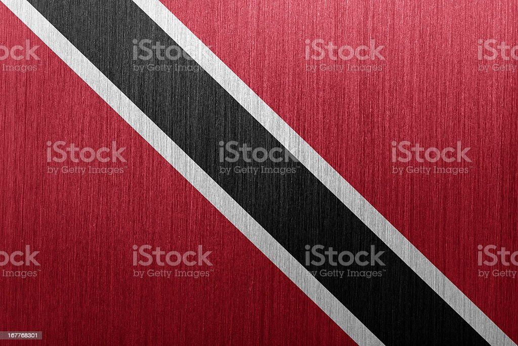 Flag of Trinidad and Tobago royalty-free stock vector art