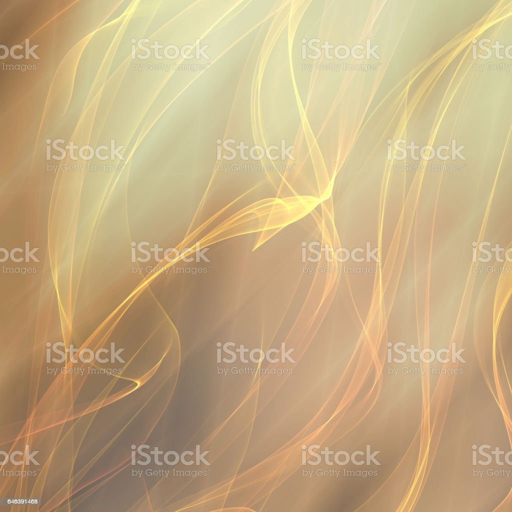 Flame abstract brown texture pattern design vector art illustration