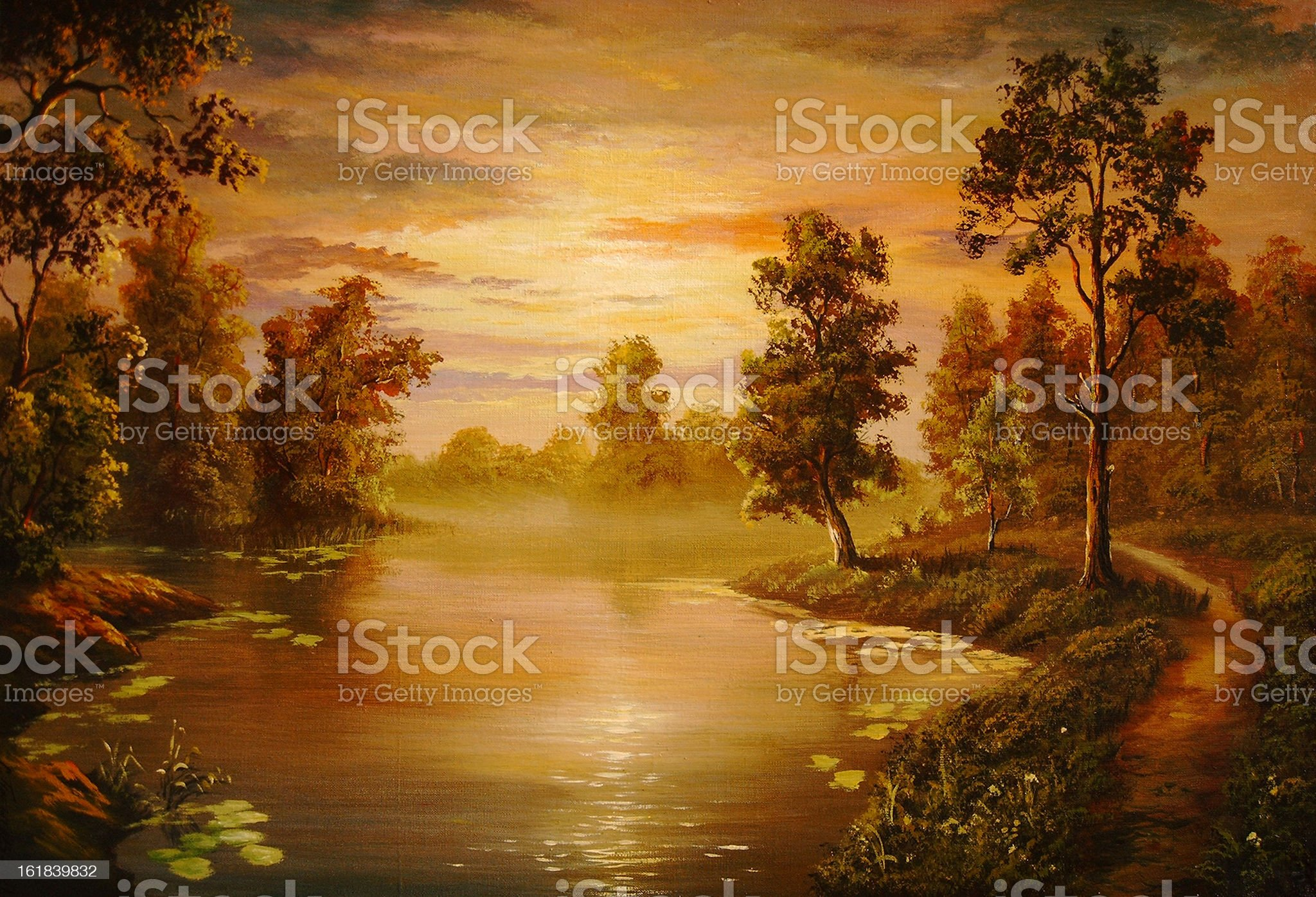 foggy weather royalty-free stock vector art