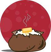 Food: Baked Potato