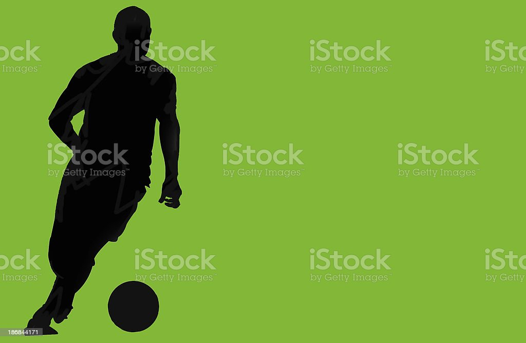 footie 2 royalty-free stock vector art