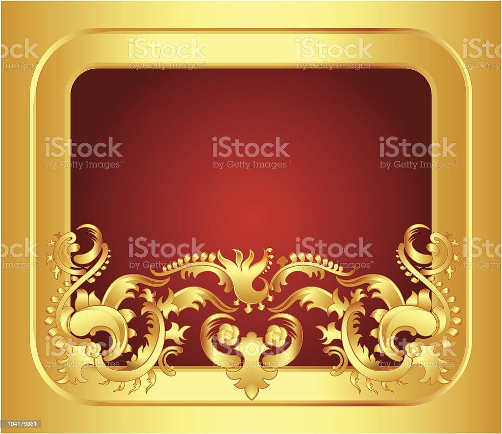 framework royalty-free stock vector art