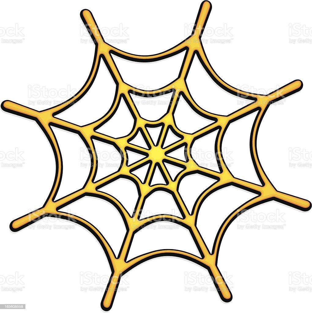 gel web vector art illustration