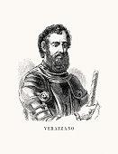 Giovanni da Verrazzano, Italian explorer of North America