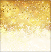 Gold  holiday background