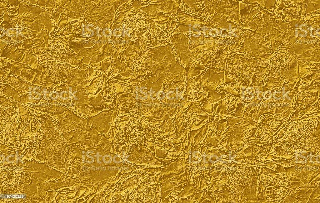 Gold vector art illustration